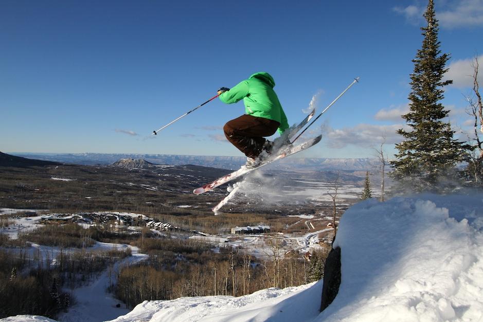 Casey Day at Powderhorn Mountain Resort